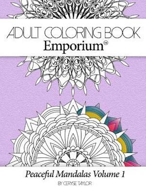 Adult Coloring Book Emporium