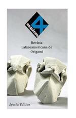 4 Esquinas Revista Latinoamericana de Origami. Edicion Especial. Agosto 2015. af Paul Espinoza