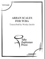 Arban Scales for Tuba