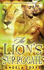 The Lion's Surrogate af Angela Foxxe