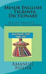 Mesob English - Tigrinya Dictionary