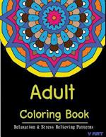 Adult Coloring Book af Coloring Books For Adults Relaxation, V. Art, Mandala Coloring Book