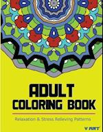 Adult Coloring Book af Mandala Coloring Book, V. Art, Coloring Books For Adults Relaxation