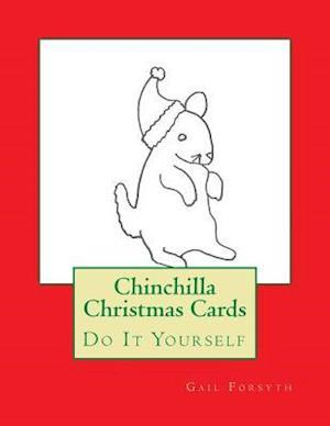 Chinchilla Christmas Cards