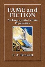 Fame and Fiction af E. A. Bennett