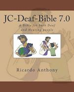 Jc-Deaf Bible 7.0 af Ricardo Anthony