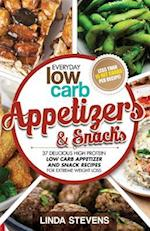 Low Carb Appetizers and Snacks
