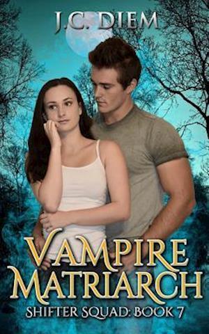 Bog, paperback Vampire Matriarch af J. C. Diem