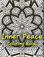 Inner Peace Coloring Book af Coloring Books for Adults, V. Art