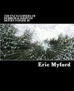 The Encyclopedia of Horror & Suspense Movies Volume III