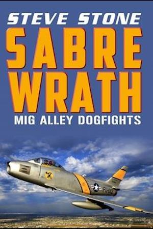 Bog, paperback Sabre Wrath af Steve Stone