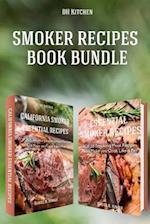Smoker Recipes Book Bundle