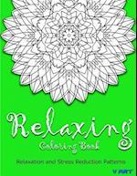 Relaxing Coloring Book