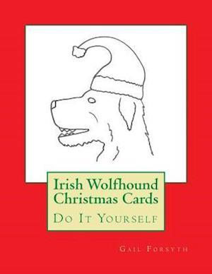 Irish Wolfhound Christmas Cards
