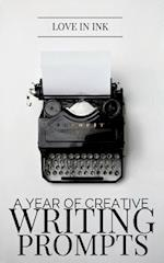 A Year of Creative Writing Prompts