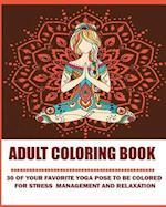 Adams Adult Coloring Book af Adult Coloring Book