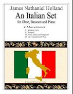 An Italian Set for Oboe Bassoon and Piano