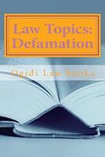 Law Topics