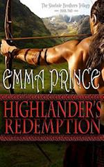 Highlander's Redemption af Emma Prince