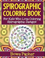 Spirographic Coloring Book