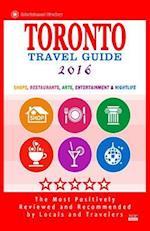 Toronto Travel Guide 2016