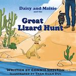 Daisy and Maisie and the Great Lizard Hunt af Connie Shelton