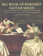 Big Book of Baroque Guitar Solos