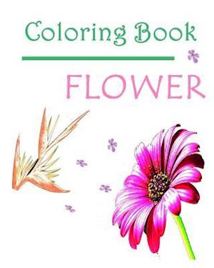 Coloring Book Flower
