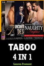 Taboo Collection af Lauren Fremont