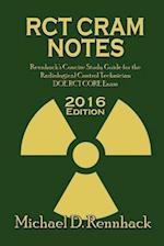 Rct Cram Notes