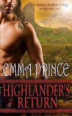 Highlander's Return af Emma Prince