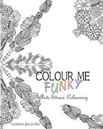 Colour Me Funky - Anti-Stress Colouring af Jenna Lyn Field