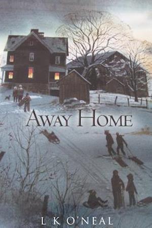 Bog, paperback Away Home af L. K. O'Neal