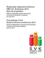 Proceedings of the Student Science Conference 2015