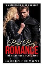Bad Boy Romance af Lauren Fremont