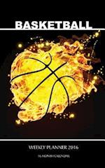 Basketball Weekly Planner 2016
