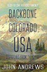 Backbone Colorado USA