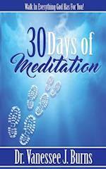 30 Days of Meditation