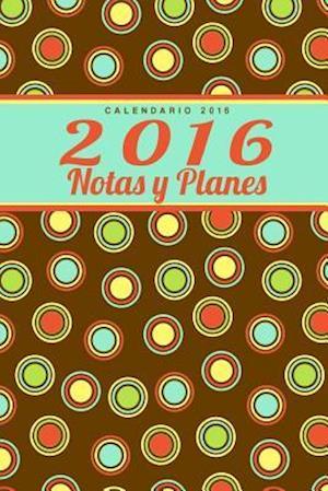 Bog, paperback Calendario 2016 af 2016 Calendario Diseno
