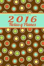 Calendario 2016 af 2016 Calendario Diseno