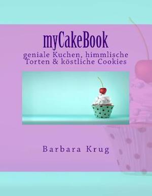 Bog, paperback Mycakebook af Barbara Krug