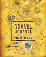 Travel Journal Montreal
