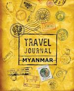 Travel Journal Myanmar af Vpjournals