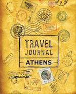 Travel Journal Athens