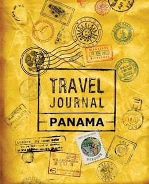 Bog, paperback Travel Journal Panama