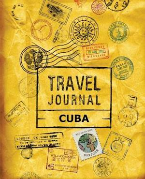 Bog, paperback Travel Journal Cuba