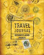 Travel Journal Disneyland Paris