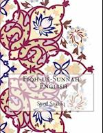 Fiqh-Us-Sunnah - English
