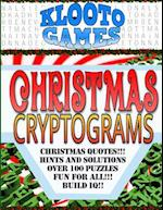 Klooto Games Christmas Cryptograms