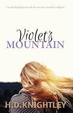 Violet's Mountain af H. D. Knightley